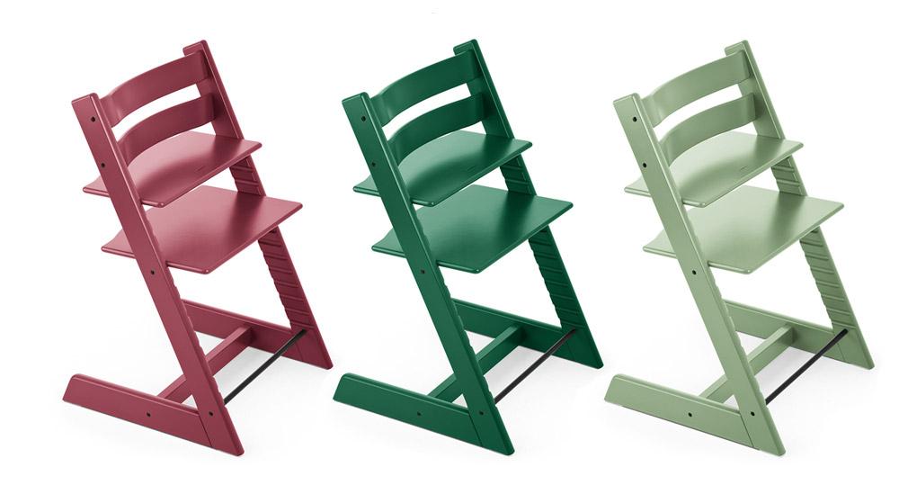 Tripp Trapp Kinderhochstuhl tripptrapp hochstuhl bei mini mus in allen farben lieferbar