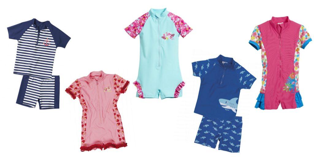 UV Schutz Badekleidung